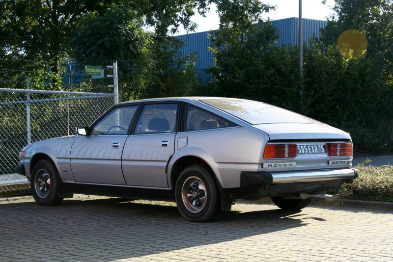 Rover SD1 2600S 1981 Franse import