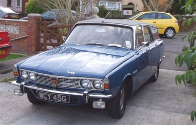 1969, Series 1 MCY 45G