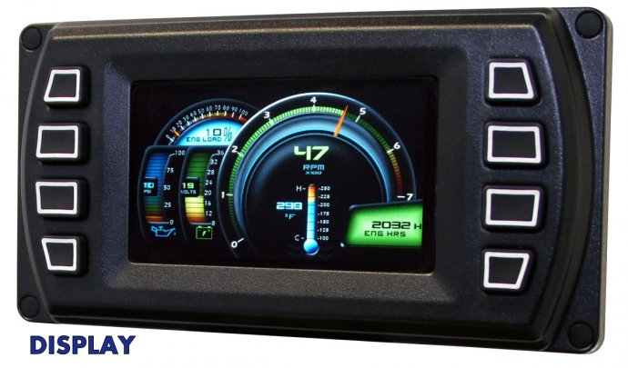 """Rover SD1 Rally car (3) - """"Powerview Display 750"""""""