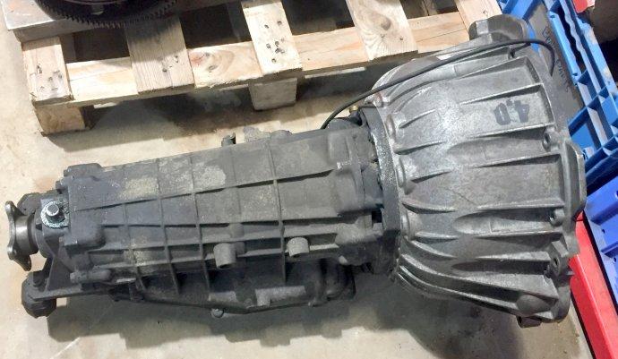 Rover V8 BW35 naar ZF4 automaat, HET BEGIN IS ER !!