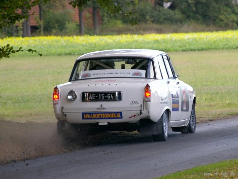 """Goede prestaties in Reckenberg Rallye 2012"""