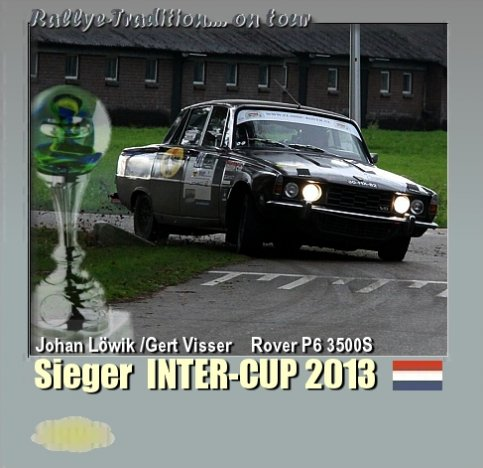 Titel in HRC Intercup 2013 binnen !!