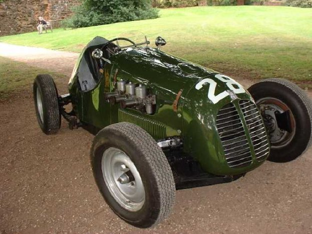 Rover Special 1948 single seater