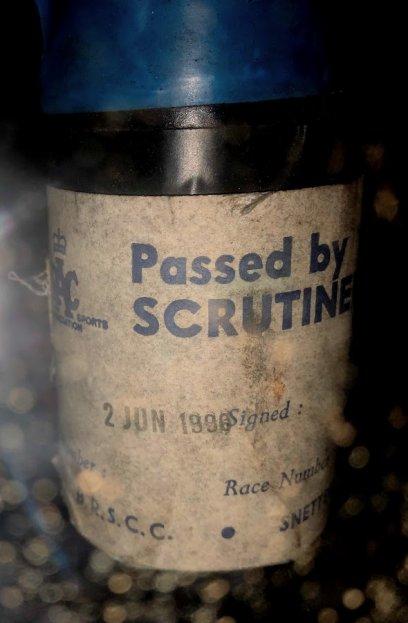 """sneak preview : """"circuit"""" auto BRSCC Snetterton 1990......."""